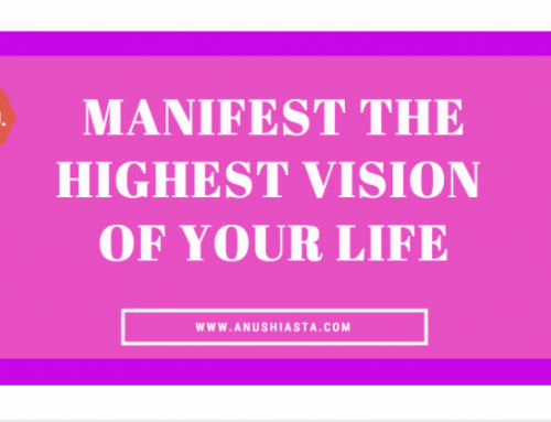 #10 Manifest Your Highest Vision for 2017