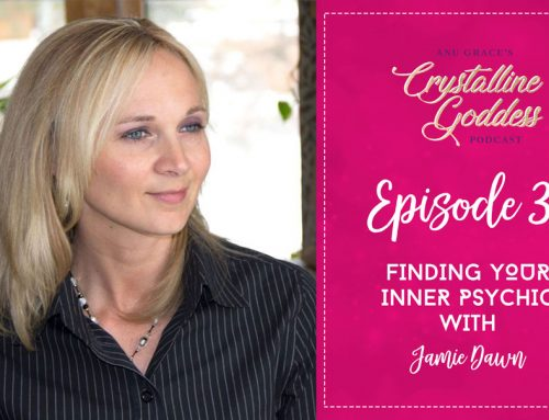 Episode 37 |  Finding Your Inner Psychic with Jamie Dawn